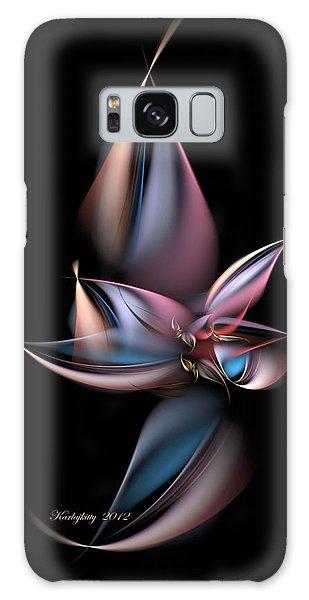 Dancing Pastels Galaxy Case