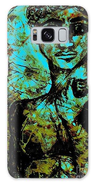 David Ll Galaxy Case by Amy Sorrell