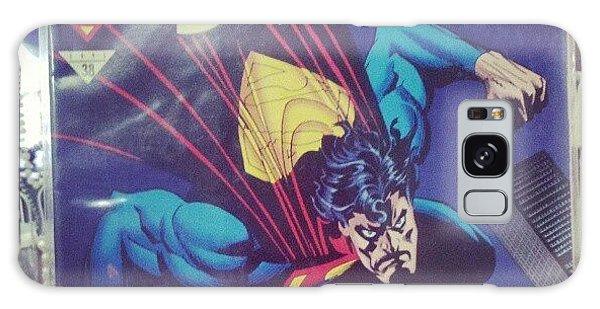 Superhero Galaxy Case - #dccomics #superman by Melissa Wyatt