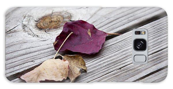 Dead Leaves Galaxy Case