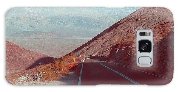 Death Valley Road 3 Galaxy Case