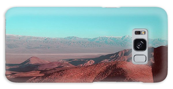 Death Valley Galaxy Case - Death Valley View 1 by Naxart Studio