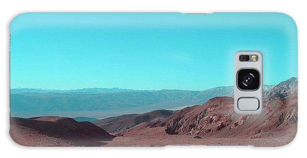 Death Valley Galaxy Case - Death Valley View by Naxart Studio
