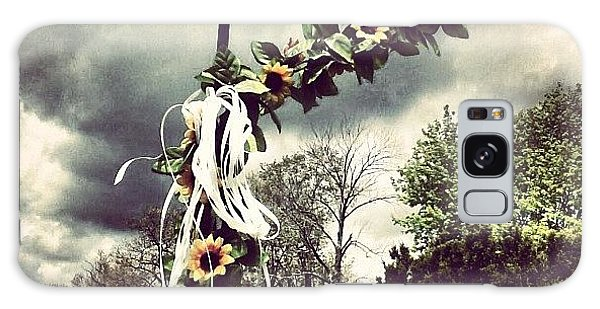 #decorative #decoration #cemetery Galaxy Case
