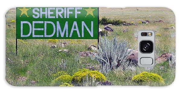Dedman Running Galaxy Case