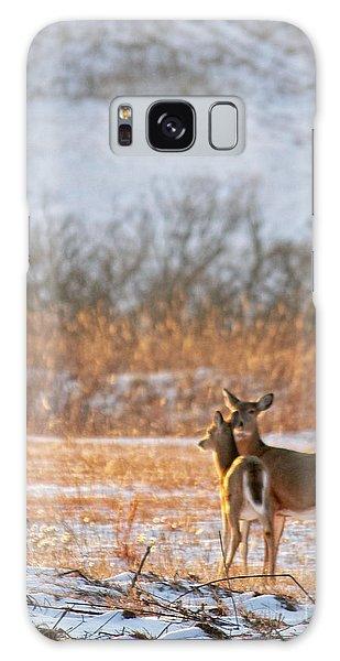 Deer IIi Galaxy Case by Billie-Jo Miller