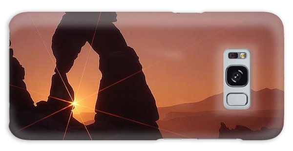 Delicate Arch Galaxy Case