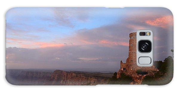 Desert View Watchtower Galaxy Case