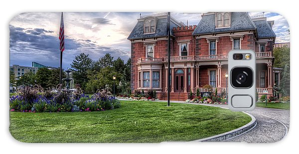 Devereaux Mansion Galaxy Case