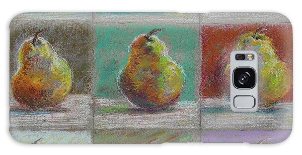 Pears Galaxy Case by Bonnie Goedecke