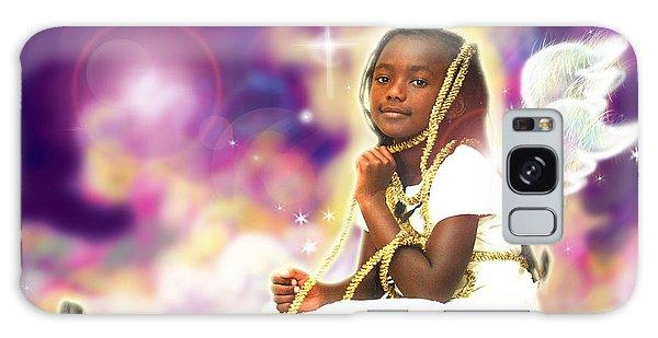 Diamond.angelic 2 Galaxy Case