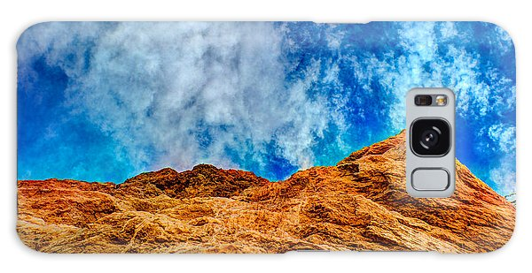 Dirt Mound And More Sky Galaxy Case