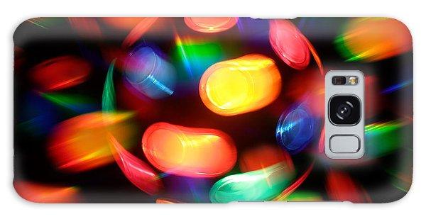 Disco Burst Galaxy Case by Nicolas Raymond