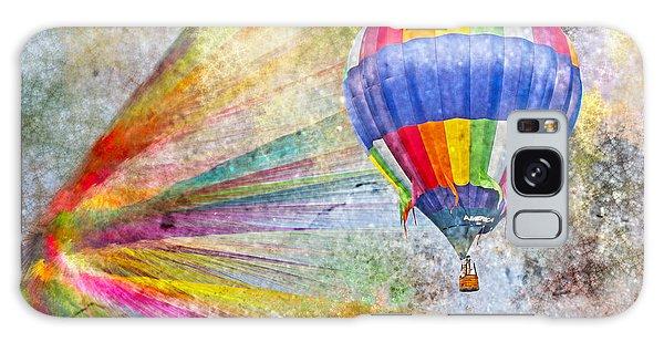Hot Air Balloons Galaxy Case - Discovery by Betsy Knapp
