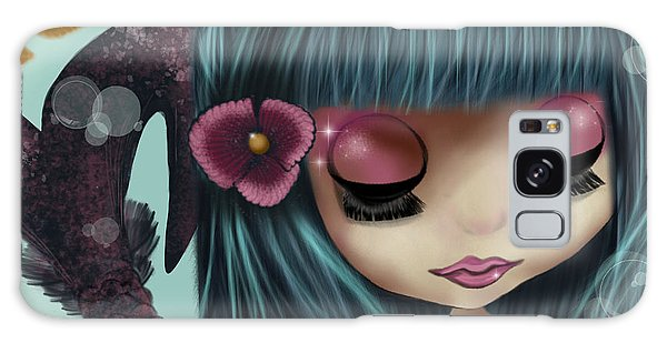Doll From The Sea Galaxy Case