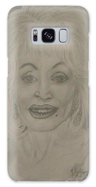 Dolly Parton Galaxy Case