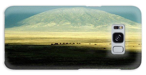 Dome Mountain Galaxy Case
