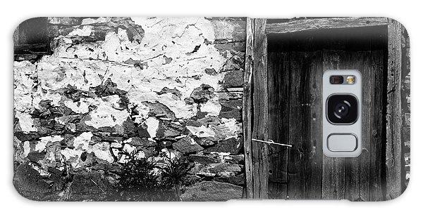 Door  Window And The Wall  Galaxy Case
