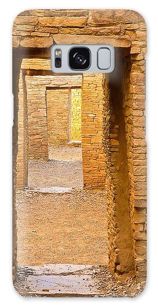 Doorway Chaco Canyon Galaxy Case