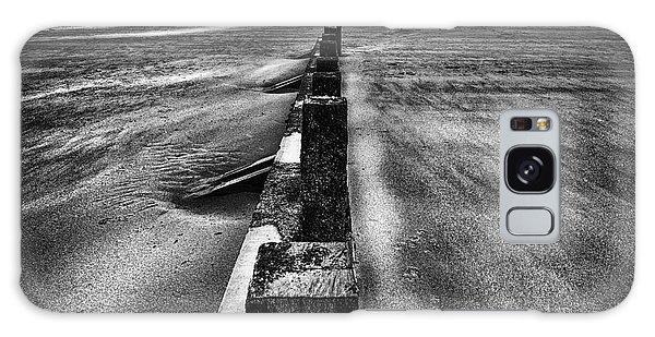 Cold Day Galaxy Case - Drifting Sands by John Farnan