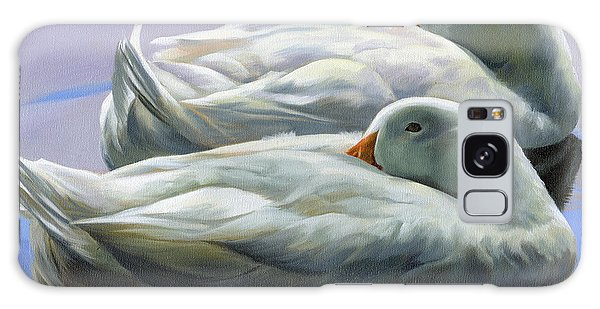 Duck Nap Galaxy Case