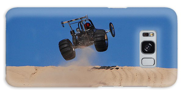 Dune Buggy Jump Galaxy Case
