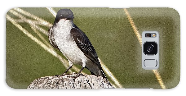 Eastern Kingbird Galaxy Case