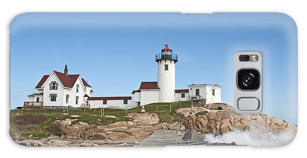 Eastern Point Lighthouse Galaxy Case