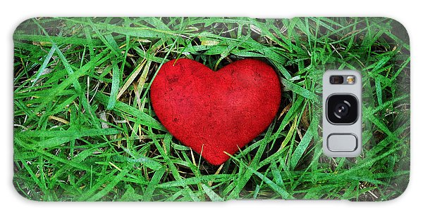 Eco Heart Galaxy Case