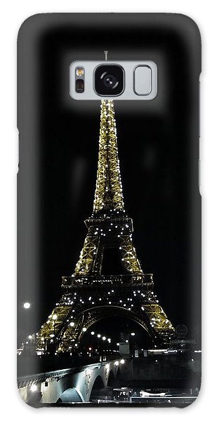 Eiffel Tower - Paris Galaxy Case