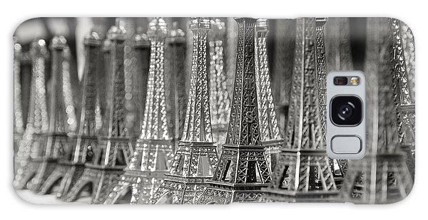 Eiffel Tower Miniature Galaxy Case