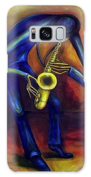 El Saxofonista Galaxy Case