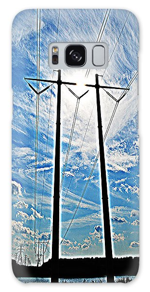 Electric Galaxy Case