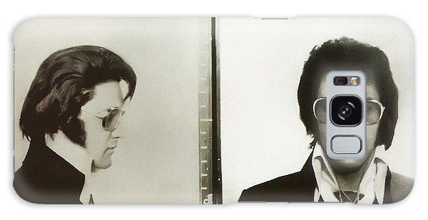 Elvis Mugshot 1970 Galaxy Case