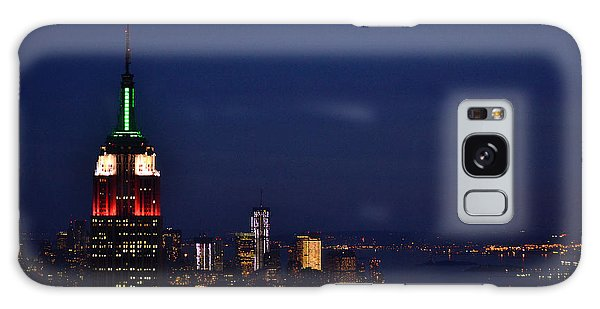 Empire State Building3 Galaxy Case