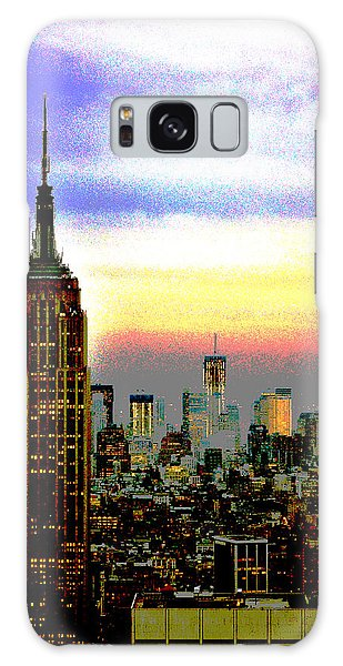 Empire State Building4 Galaxy Case