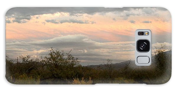 Evening In Tucson Galaxy Case by Kume Bryant