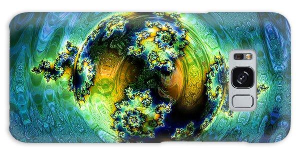 Expanding World Galaxy Case
