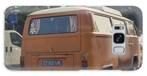 Vw Bus Galaxy Case - Expired Kodak Portra And #vw #bus by Andy Kleinmoedig