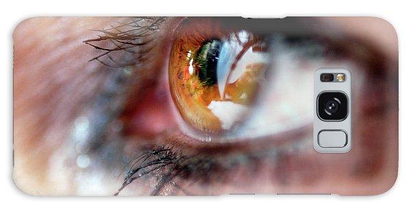 Eye Don't Know Galaxy Case