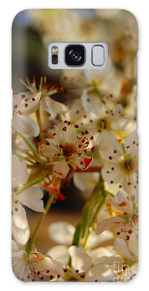 Faded Blossom Galaxy Case