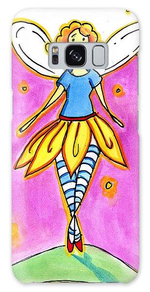 Fairy Note Galaxy Case
