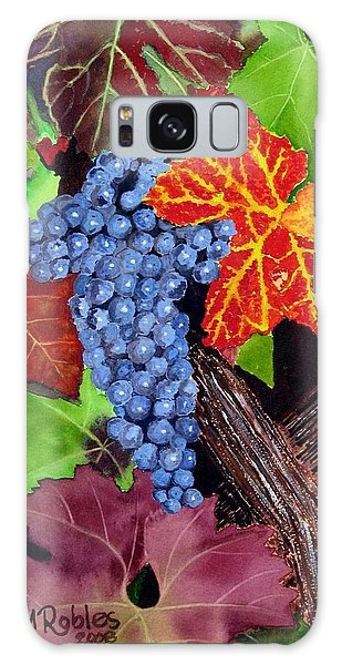 Fall Cabernet Sauvignon Grapes Galaxy Case