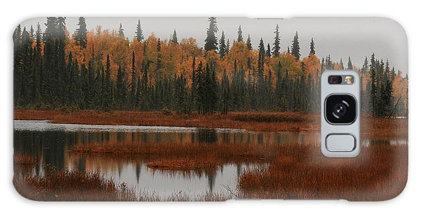 Fall In Alaska Galaxy Case