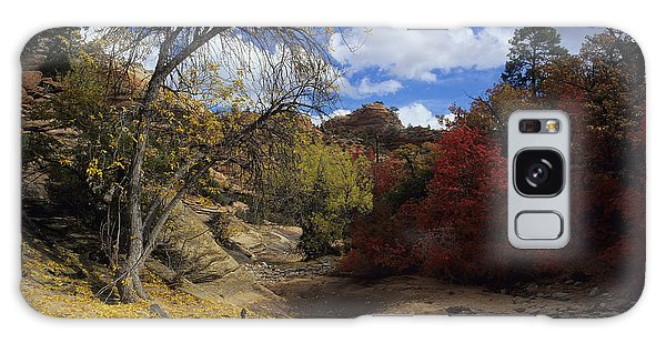 Fall In Zion High Country Galaxy Case