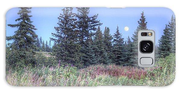 Fall Moon Galaxy Case by Michele Cornelius
