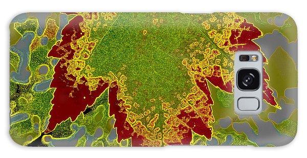 Falling Galaxy Case by Kathy Bassett