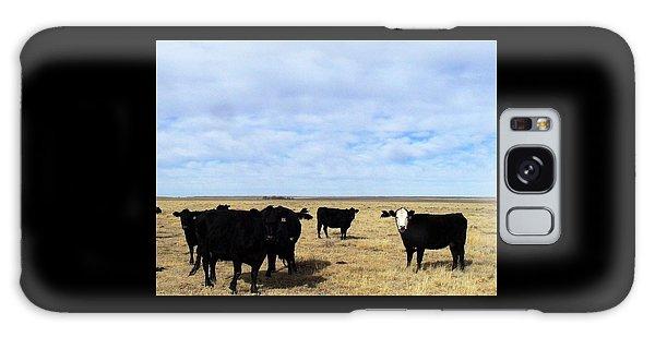 Farm Friends Galaxy Case