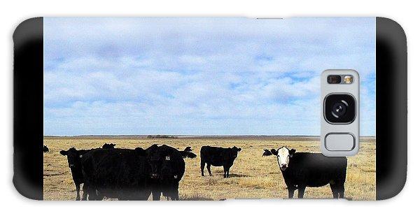 Farm Friends Galaxy Case by Clarice  Lakota