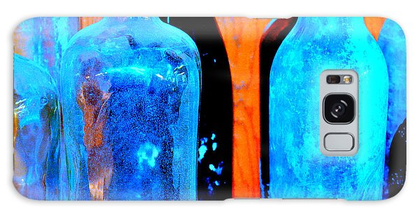 Fauvist Bottles Galaxy Case